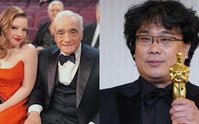 Con gái huyền thoại Martin Scorsese chia sẻ cám xúc về bài phát biểu tại Oscar của đạo diễn phim Parasite