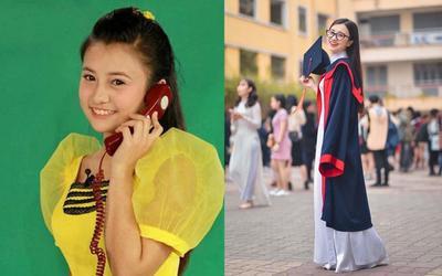 Bất ngờ với hình ảnh hiện tại của 'chị ong vàng' ngày nào: Một trong các MC trẻ tuổi nhất của VTV, tốt nghiệp trường ĐH danh tiếng