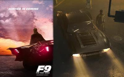 Batmobile được ra mắt, các fan thắc mắc liệu có phải trộm từ kho xe của Fast & Furious?