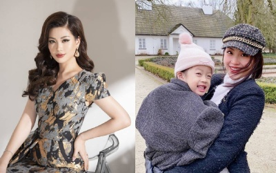 Á hậu Diễm Trang bị kỳ thị và gọi là 'virus' khi cùng chồng sang Ba Lan công tác