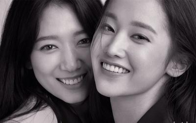 Park Shin Hye và Jeon Jong Seo xinh đẹp, quyến rũ trên tạp chí Marie Claire