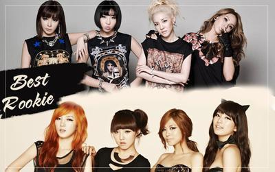 Hai nhóm nhạc nữ có thời tân binh đỉnh nhất Kpop: Dẫn đầu BXH nhạc số, ẵm luôn Daesang ở ngay ca khúc debut