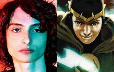Sao nhí trong Stranger Things sẽ là Kid Loki trong Thor: Love and Thunder?