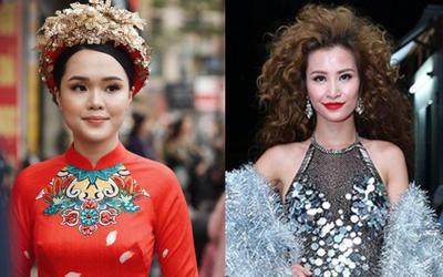 Đến fan ruột cũng xỉu lên xỉu xuống khi sao Việt bị chính make-up dìm thảm hại