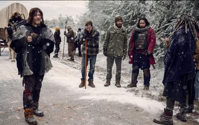 The Walking Dead dự kiến sẽ kết thúc ở mùa 12