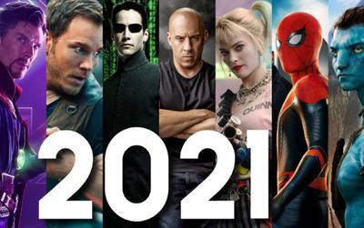 Ngày ra mắt trong năm 2021 của loạt bom tấn Hollywood sau khi bị dời vì dịch Corona