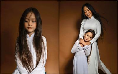 Con gái Đoan Trang đẹp tựa 'thiên thần' trong bộ ảnh kỷ niệm tuổi lên 6 đầy ý nghĩa