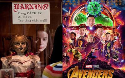 Xem phim mùa COVID-19: Spider Man hồi hương, Annabelle cũng phải ở nhà cách ly, Vũ Khắc Tiệp sẽ không thích ảnh cuối