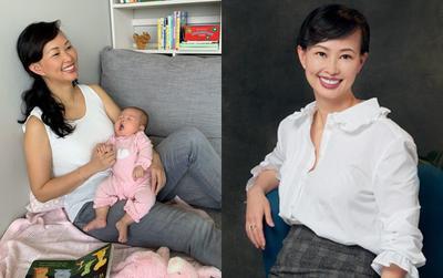 Shark Linh lần đầu trải lòng về những khó khăn sau khi trở thành 'bà mẹ hai con'
