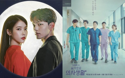 'Hospital Playlist' get over 'Hotel Del Luna' to reach 7th place in tvN's top 10 highest-rated dramas of all time