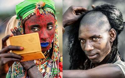 Nơi đàn ông dành hàng giờ trang điểm, làm tóc để 'quyến rũ' phụ nữ