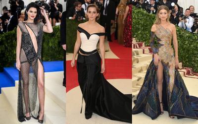 Dàn chân dài hoài niệm trang phục của mình tại Met Gala, ấn tượng nhất là Emma Watson