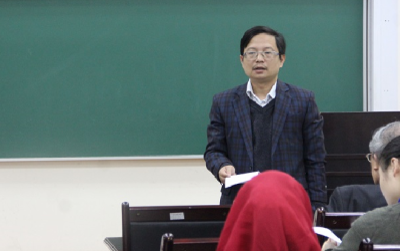 PGS.TSKH. Vũ Hoàng Linh được bổ nhiệm làm Hiệu trưởng ĐH Khoa học Tự nhiên - ĐHQG Hà Nội