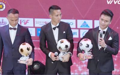 Quang Hải ngợi ca Hùng Dũng sau giải QBV 2019