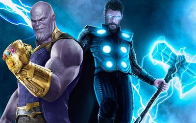 Stormbreaker của Thor và Găng tay Vô Cực của Thanos, đâu là vũ khí mạnh hơn?