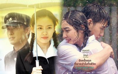 'Cơn mưa tình đầu' - Phim Thái remake so với bản gốc 'The Classic' của Son Ye Jin - Jo Seung Woo như thế nào?