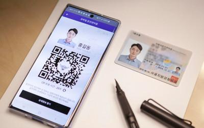 Hàn Quốc chính thức triển khai bằng lái xe kĩ thuật số, tài xế đãng trí khỏi lo quên ở nhà
