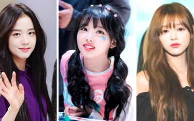 10 nữ idol sinh năm 1995 sở hữu visual top đầu K-Pop