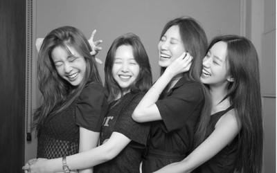 Tồn tại hay không tình chị em trong girlgroup Kpop? Xem ngay bộ ảnh này từ Girl's Day!