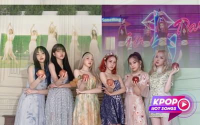 GFriend chính thức comeback với MV Apple: Nhạc bị chê ngang phè, còn vũ đạo thì na ná Girl's Day?