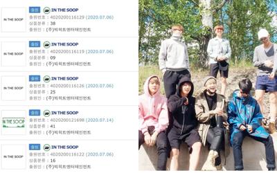 TV Show thực tế mới của Big Hit Entertainment 'In The SOOP' - Có thể không chỉ BTS tham gia?