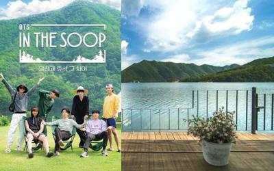 Chiêm ngưỡng cảnh quan nên thơ tại địa điểm quay chương trình thực tế In The SOOP của BTS