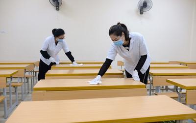 Nhiều tỉnh thành trong cả nước cho học sinh nghỉ học ứng phó dịch COVID -19