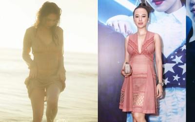 Váy lưới soi mọi ngóc ngách cơ thể: Ngọc Trinh được khen, Angela Phương Trinh mất điểm