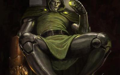 Bằng cách nào đó, Doctor Doom sở hữu đủ 6 viên đá vô cực