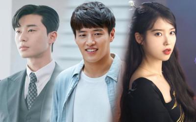 'Bát hoàng tử' Kang Ha Neul tái hợp với Park Seo Joon và IU trong phim điện ảnh 'Dream'