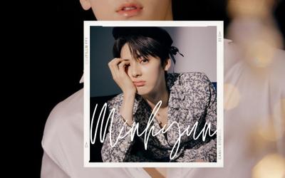 Minhyun (Nu'est) xuất hiện trên bìa 1st Look tháng 9, chia sẻ áp lực khi đóng phim đầu tay