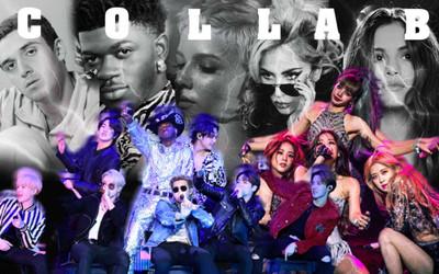Đặt lên bàn cân những lần kết hợp với sao quốc tế để nhìn... BTS và BLACKPINK đưa Kpop ra thế giới theo cách rạng rỡ nhất!