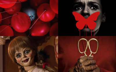 Loạt hình tượng gây ám ảnh trong phim kinh dị: Bóng bay đỏ, búp bê ma ám hay cây kéo trong nhà bếp?