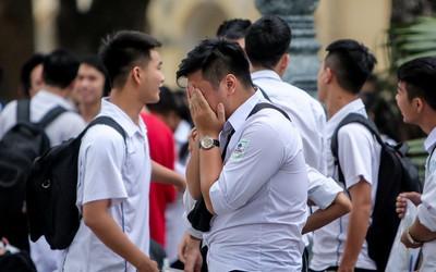 3 thí sinh Quảng Ninh quên khoanh đáp án vào phiếu trắc nghiệm: 'Coi như không làm bài'