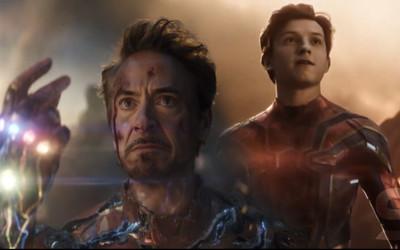 Cái kết của Iron Man trong Endgame sẽ khác nếu không có Spider Man