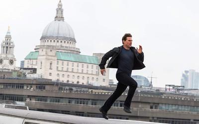 Bộ phim 'thị phi' Mission Impossible 7 bị tố trả lương thấp cho nhân viên