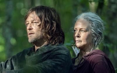'The Walking Dead' bất ngờ công bố kết thúc sau 11 mùa, sau đó là phần phim riêng của Daryl và Carol