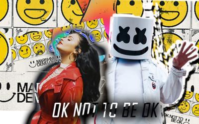 Marshmello và Demi Lovato nhá hàng sản phẩm hợp tác mới, tiêu đề gây chú ý vì 'hao hao' bài của Carly Rae Jepsen
