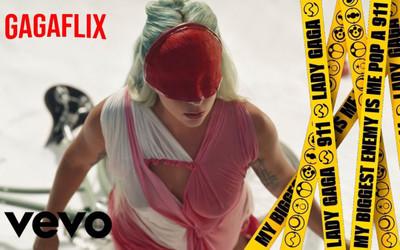 Lady Gaga 'thả xích' MV 911: Fan trầm trồ trước visual đỉnh cao và tài diễn xuất xuất thần của 'Mẹ Quái Vật'
