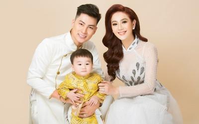 Lâm Khánh Chi nghẹn lòng khi nghe con trai nói ngọng nghịu hỏi mẹ đang ở đâu