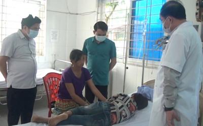 57 học sinh ở Lào Cai phải nhập viện sau bữa ăn tại trường