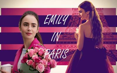 Giải mã hiện tượng 'Emily in Paris': Yêu kiều và duyên dáng như một thiếu nữ