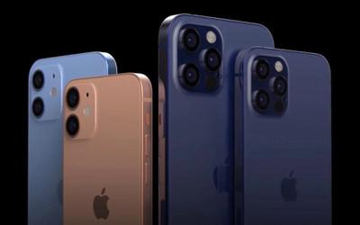 Biết tần tần tật về 4 chiếc iPhone 12 Apple sắp trình làng qua 1 hình ảnh