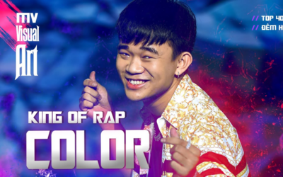 KING OF RAP TOP40   Color - MY LOVE (Official MV Visual Art)