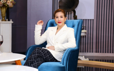 Hoa hậu Thu Hoài tiết lộ lí do phụ nữ thành đạt chọn yêu đàn ông nhỏ tuổi