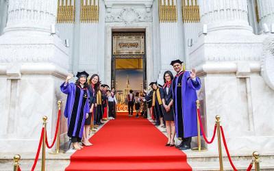 Cận cảnh buổi lễ khai giảng của trường ĐH 'xịn xò' bậc nhất Việt Nam