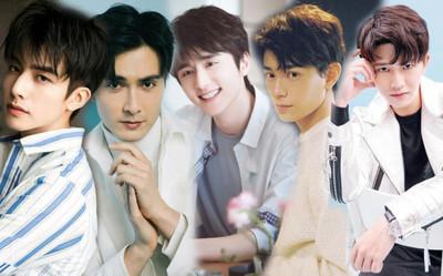 5 diễn viên có tác phẩm truyền hình ăn khách nhất 2020: Tống Uy Long, Trương Tân Thành, Trương Vũ Hề đại thắng