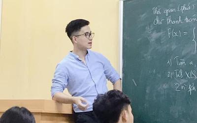 Nam giáo viên bỗng chốc 'nổi như cồn' với loạt ảnh chụp lén đẹp trai như 'soái ca'