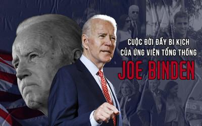Cuộc đời đầy bi kịch của ứng viên Tổng thống Mỹ Joe Biden