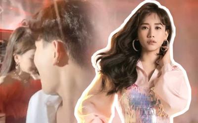 Hari Won gây tranh cãi khi có hành động xô đẩy khán giả trong lúc trình diễn?